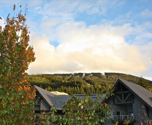 Whistler Vacation Rental Photos :: Blackcomb Mountain Views