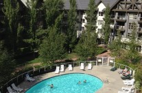 Whistler Vacation Rental Photos :: Pool